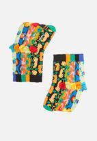 Happy Socks - The big five gift box - multi