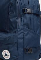 Converse - Converse straight edge backpack - navy