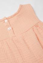 POP CANDY - Girls sleeveless top - pink