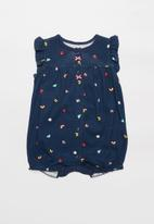POP CANDY - Girls printed playsuit - multi
