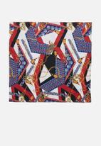 Superbalist - Vintage chain print neckerchief - multi