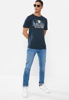 Nautica - Quality apparel tee - navy