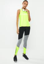 Superdry. - Training gym vest - luminous yellow