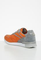 Replay - Arthur keane - orange & grey