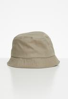 POP CANDY - Bucket hat & removable visor - khaki