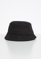 POP CANDY - Bucket hat & removable visor - black