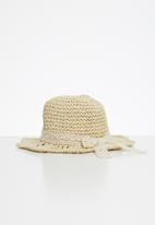 POP CANDY - Girls hat - beige