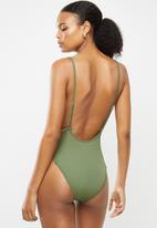 BeachCult - Venus one piece - green