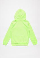 name it - Salkon oversize hoodie - green