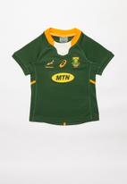 Asics - Springboks home top replica k - green