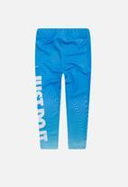 Nike - Nike df sport essentials leggings - blue