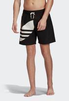 adidas Originals - Swim shorts - black