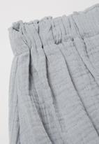 POP CANDY - Girls elastic waist shorts - blue