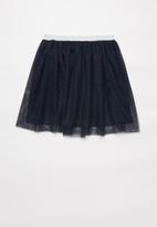 POP CANDY - Tutu skirt - navy