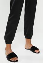 Missguided - Oversized 90s jogger - black