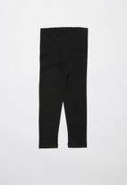 POP CANDY - Minnie Mouse leggings - black