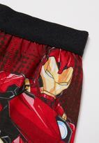 POP CANDY - Avengers 2 pack briefs - blue & red