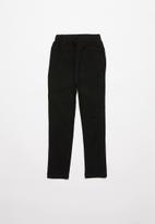 POP CANDY - Girls elasticated pant - black