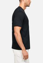Under Armour - Project rock snake short sleeve tee - black