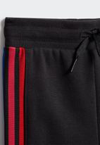 adidas Originals - 3d trefoil tracksuit - black