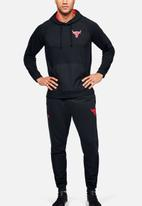 Under Armour - Project rock terry jogger - black