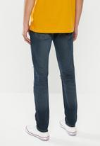 Levi's® - 512 slim taper dolf jeans - silver black
