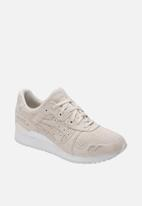 Asics Tiger - Gel-lyte iii - birch