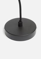 Sixth Floor - Cosmo pendant light - black
