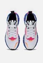 Reebok - Zig Kinetica Horizon - white/vector blue/proud pink