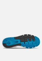 Under Armour - Ua charged rogue 2 - pitch grey / white / electric blue