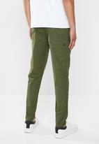 S.P.C.C. - Redmond fashion monarch woven bottoms - green