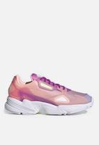 adidas Originals - Falcon - bliss purple / shock purple / haze coral