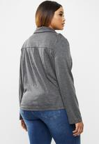 edit Plus - Ponti soft biker - grey
