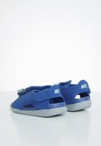 Nike - Nike sunray adjust 5 v2 - game royal & wolf grey