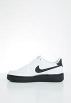 Nike - Nike air force 1 - white & black