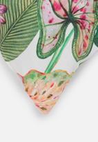 Grey Gardens - Tropics cushion cover - spring