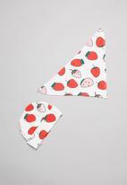 POP CANDY - Girls 4 strawberry set - multi