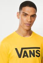 Vans - Vans classic - yellow