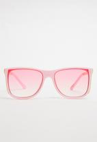 Rebel Republic - Wayferer sunglasses - pink