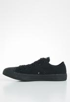 Converse - Ctas sugar charms ox - black