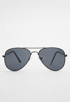 Rebel Republic - Aviator sunglasses - black