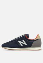 New Balance  - 720 classic racer - ul720yd - Natural Indigo with Sesame