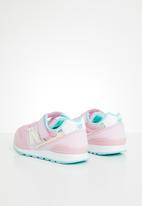 New Balance  - Kids 996 v2 sneaker - pink & blue