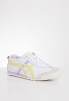 Onitsuka Tiger - Mexico 66  - white & acid yellow
