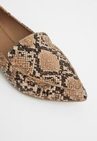 Steve Madden - Feather-s loafer - tan