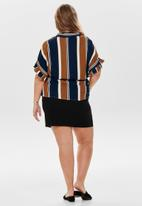 Carmakoma - Viaugusta short sleeve shirt - multi