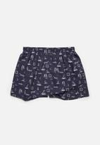 Jockey - Single digital printed boxer shorts - sea sport
