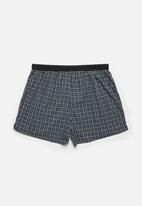 Jockey - Single printed loose fit boxer - tonal squares