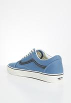 Vans - Old skool - (earth) coronet blue/marshmallow