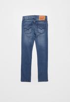 Levi's® - Lvb 510 skinny fit lightweight jeans - blue